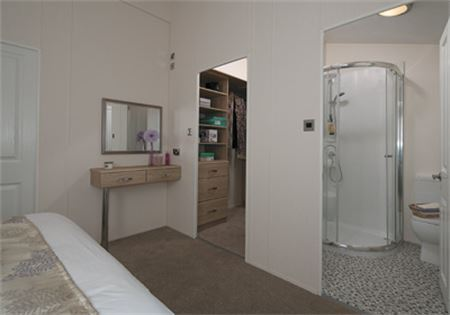 Luxury Lodge Double Room En-Suite