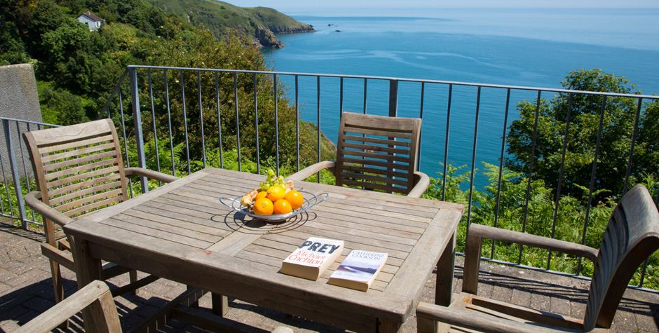 Clifftop Executive 2 Bed Leonards Cove