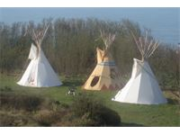Tipi Glamping Pitches